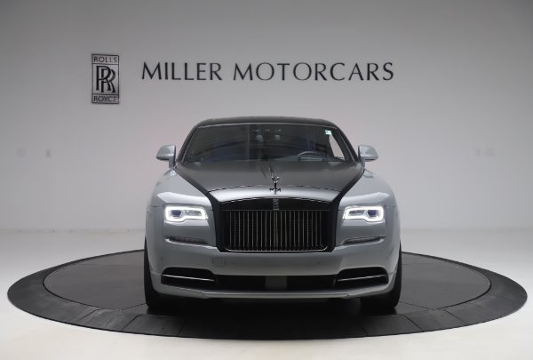 Used 2017 Rolls-Royce Wraith Black Badge for sale $269,900 at McLaren Greenwich in Greenwich CT 06830 2