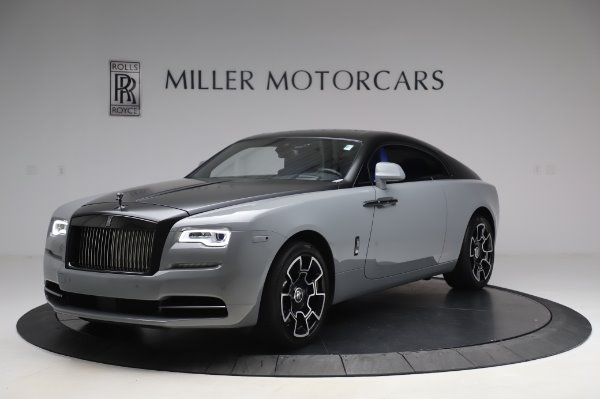 Used 2017 Rolls-Royce Wraith Black Badge for sale $269,900 at McLaren Greenwich in Greenwich CT 06830 3
