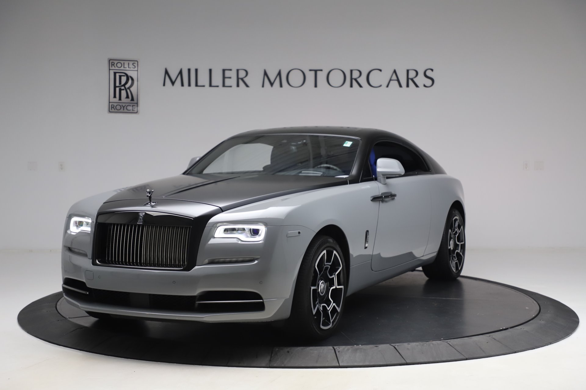 Used 2017 Rolls-Royce Wraith Black Badge for sale $269,900 at McLaren Greenwich in Greenwich CT 06830 1