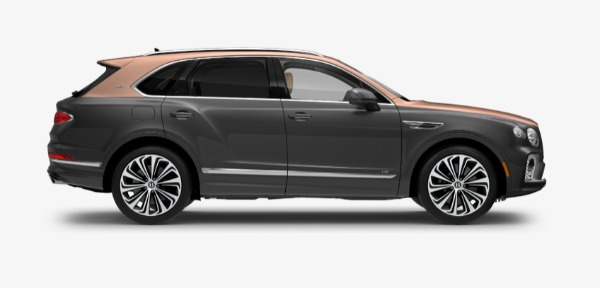 New 2021 Bentley Bentayga V8 First Edition for sale $257,035 at McLaren Greenwich in Greenwich CT 06830 2