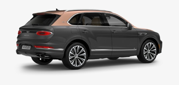 New 2021 Bentley Bentayga V8 First Edition for sale $257,035 at McLaren Greenwich in Greenwich CT 06830 3