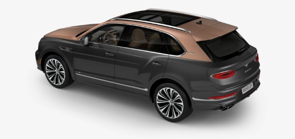 New 2021 Bentley Bentayga V8 First Edition for sale $257,035 at McLaren Greenwich in Greenwich CT 06830 4