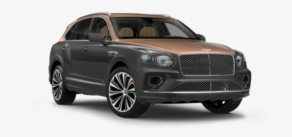 New 2021 Bentley Bentayga V8 First Edition for sale $257,035 at McLaren Greenwich in Greenwich CT 06830 1