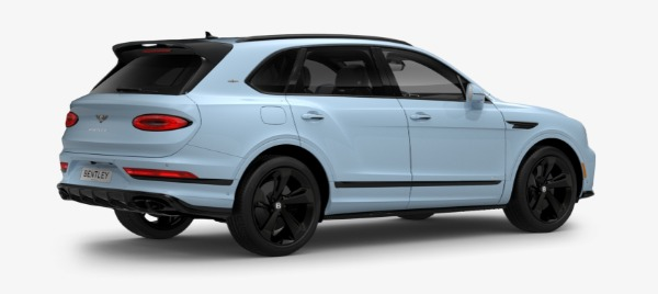 New 2021 Bentley Bentayga V8 First Edition for sale $259,225 at McLaren Greenwich in Greenwich CT 06830 3