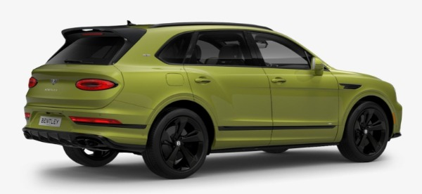 New 2021 Bentley Bentayga V8 First Edition for sale $261,710 at McLaren Greenwich in Greenwich CT 06830 3