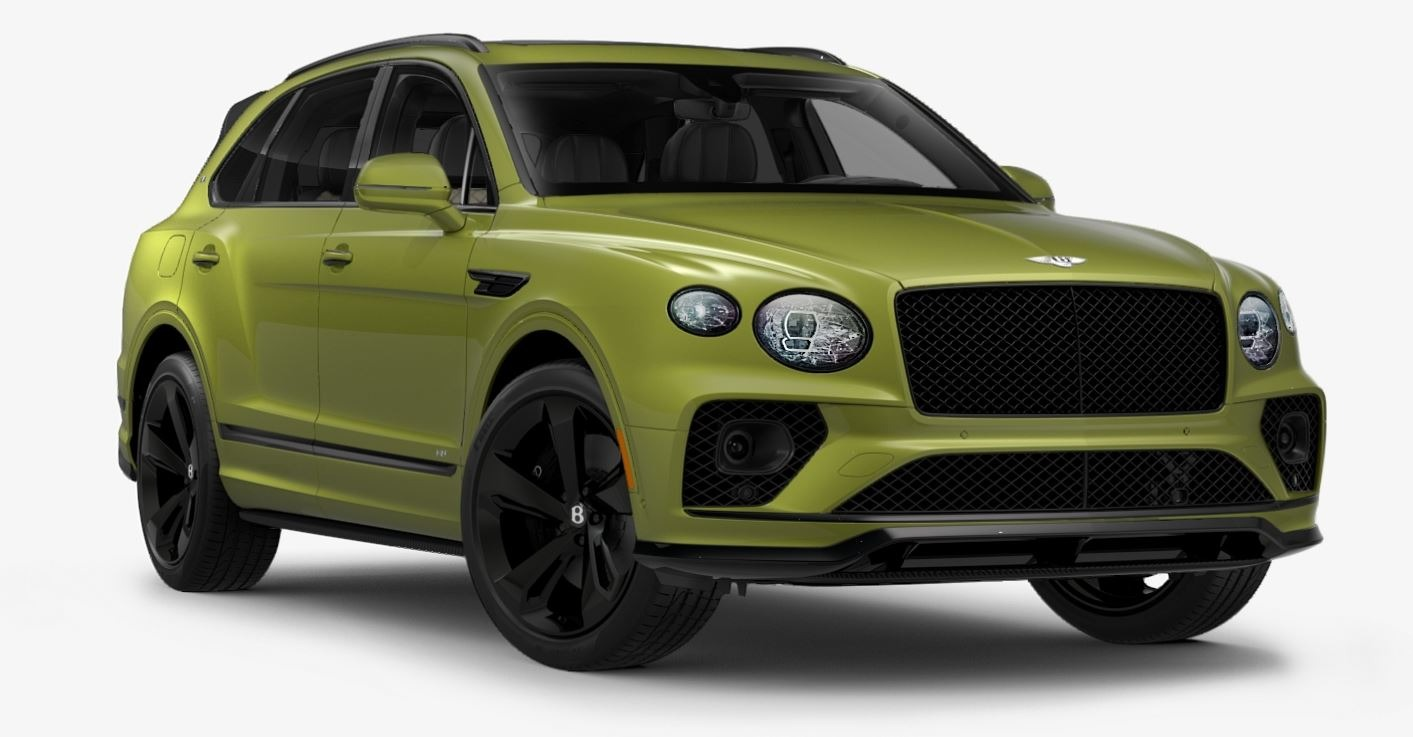 New 2021 Bentley Bentayga V8 First Edition for sale $261,710 at McLaren Greenwich in Greenwich CT 06830 1