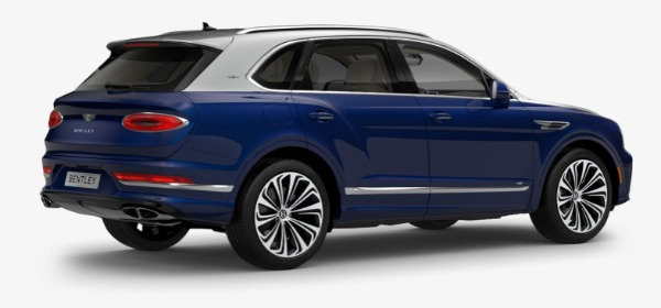 New 2021 Bentley Bentayga V8 First Edition for sale $263,250 at McLaren Greenwich in Greenwich CT 06830 3