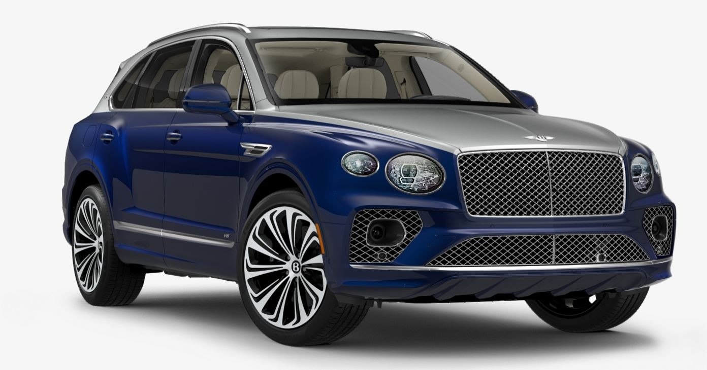 New 2021 Bentley Bentayga V8 First Edition for sale $263,250 at McLaren Greenwich in Greenwich CT 06830 1
