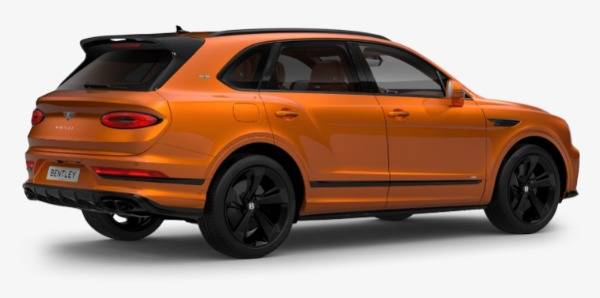 New 2021 Bentley Bentayga V8 First Edition for sale $260,360 at McLaren Greenwich in Greenwich CT 06830 3