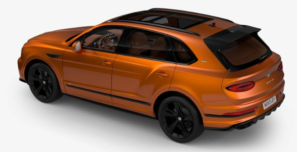 New 2021 Bentley Bentayga V8 First Edition for sale $260,360 at McLaren Greenwich in Greenwich CT 06830 4