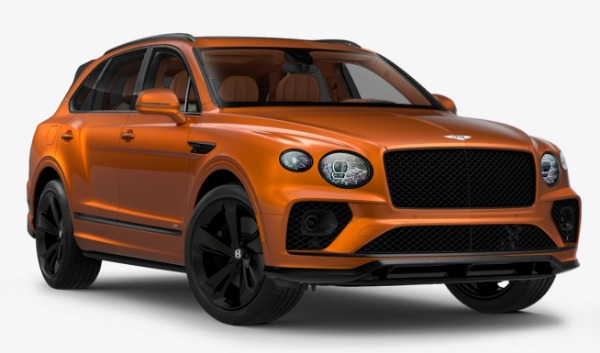 New 2021 Bentley Bentayga V8 First Edition for sale $260,360 at McLaren Greenwich in Greenwich CT 06830 1