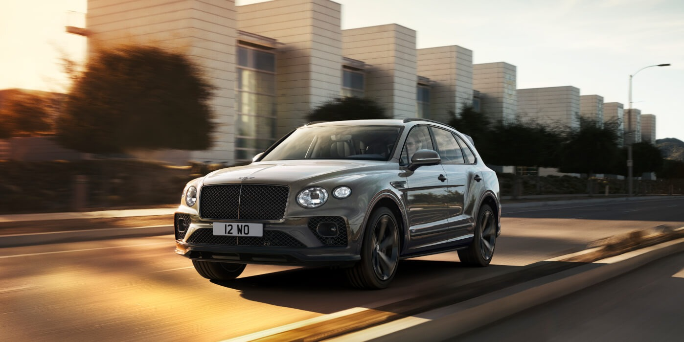 New 2021 Bentley Bentayga V8 for sale Call for price at McLaren Greenwich in Greenwich CT 06830 1