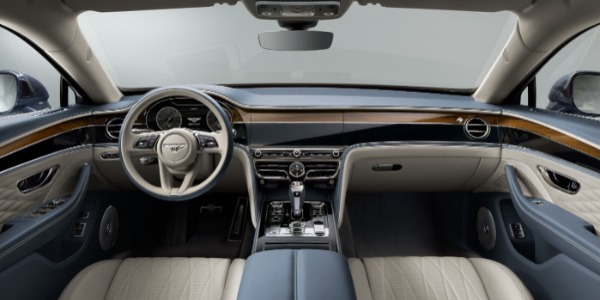 New 2021 Bentley Flying Spur W12 for sale Call for price at McLaren Greenwich in Greenwich CT 06830 2