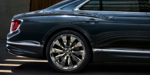 New 2021 Bentley Flying Spur W12 for sale Call for price at McLaren Greenwich in Greenwich CT 06830 3