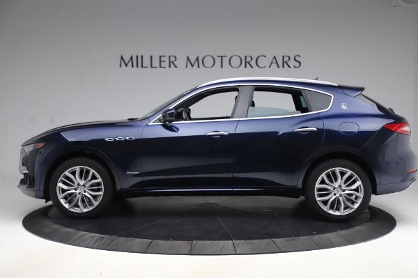New 2020 Maserati Levante Q4 GranLusso for sale $88,635 at McLaren Greenwich in Greenwich CT 06830 3