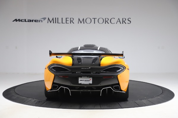 New 2020 McLaren 620R for sale Call for price at McLaren Greenwich in Greenwich CT 06830 4