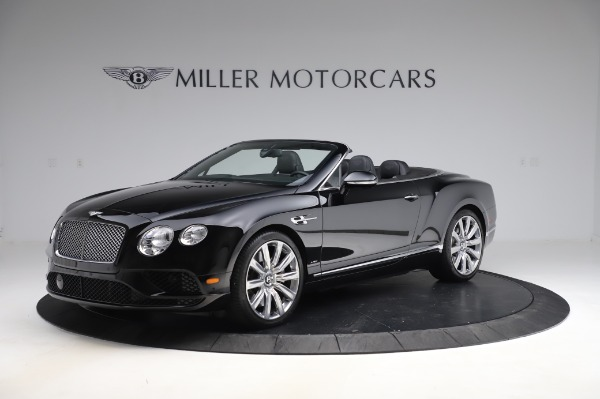 Used 2016 Bentley Continental GTC W12 for sale Call for price at McLaren Greenwich in Greenwich CT 06830 2