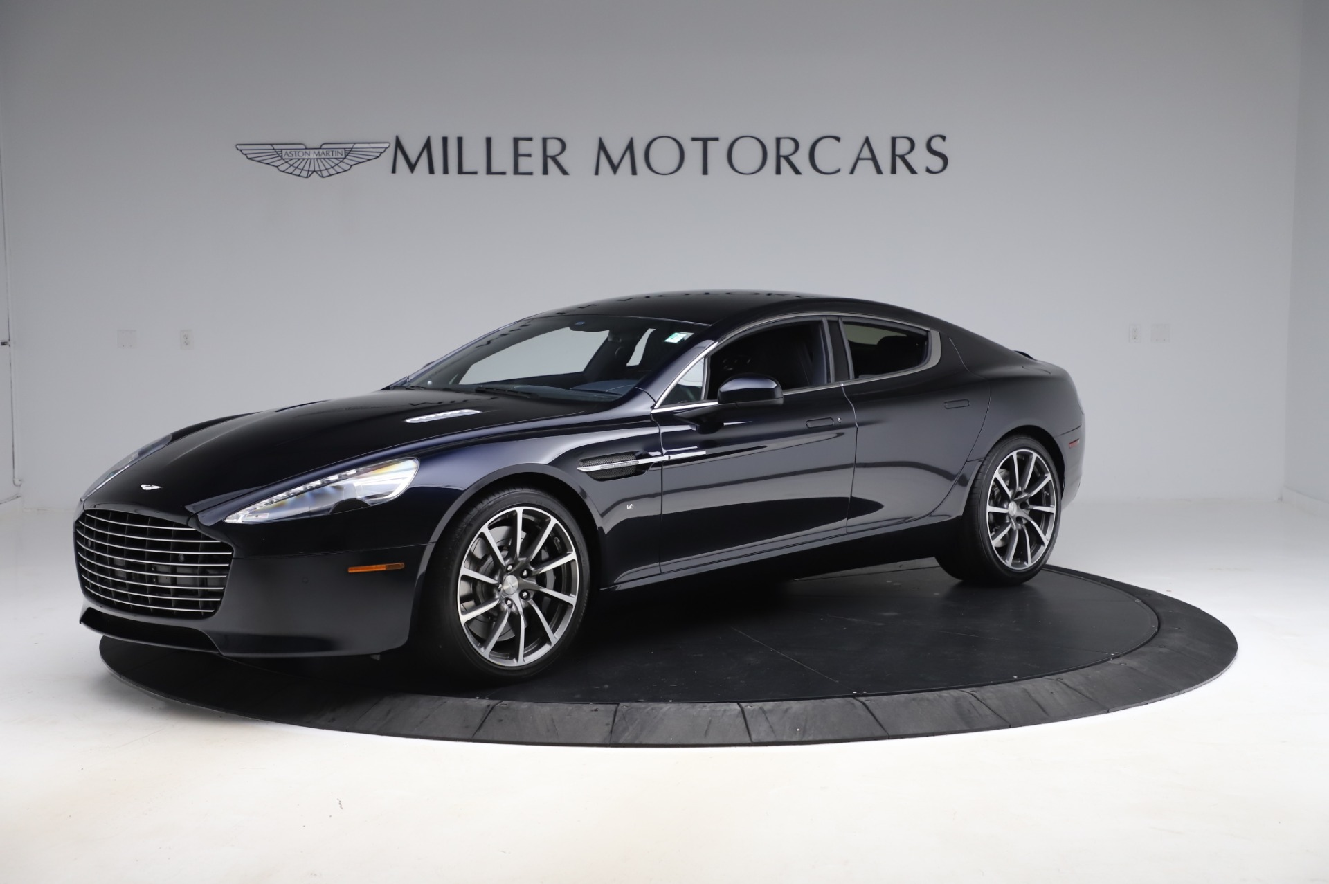 Used 2017 Aston Martin Rapide S Shadow Edition for sale $129,900 at McLaren Greenwich in Greenwich CT 06830 1