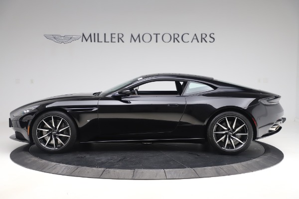 Used 2017 Aston Martin DB11 V12 for sale $149,900 at McLaren Greenwich in Greenwich CT 06830 2