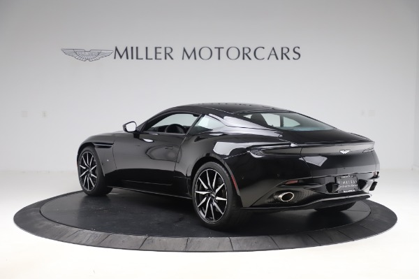 Used 2017 Aston Martin DB11 V12 Coupe for sale $149,900 at McLaren Greenwich in Greenwich CT 06830 4