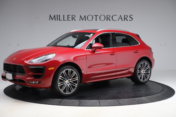 Used 2017 Porsche Macan GTS for sale $57,900 at McLaren Greenwich in Greenwich CT 06830 2