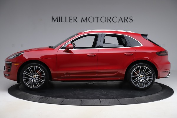 Used 2017 Porsche Macan GTS for sale $57,900 at McLaren Greenwich in Greenwich CT 06830 3