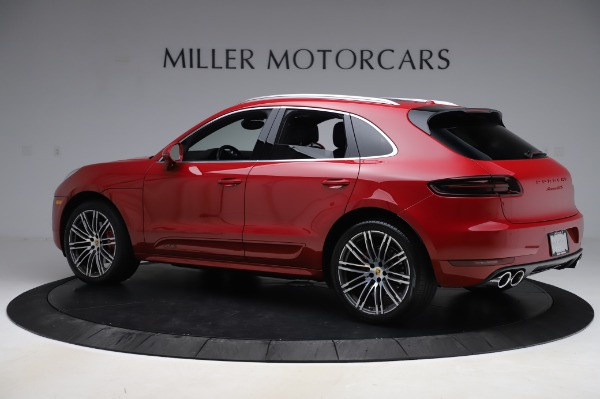 Used 2017 Porsche Macan GTS for sale $57,900 at McLaren Greenwich in Greenwich CT 06830 4