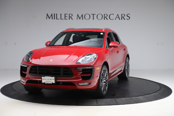 Used 2017 Porsche Macan GTS for sale $57,900 at McLaren Greenwich in Greenwich CT 06830 1