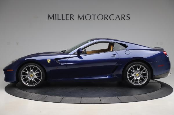 Used 2009 Ferrari 599 GTB Fiorano for sale $165,900 at McLaren Greenwich in Greenwich CT 06830 3