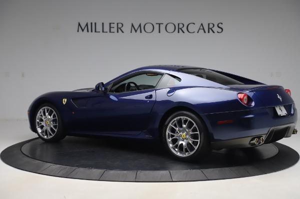 Used 2009 Ferrari 599 GTB Fiorano for sale $165,900 at McLaren Greenwich in Greenwich CT 06830 4