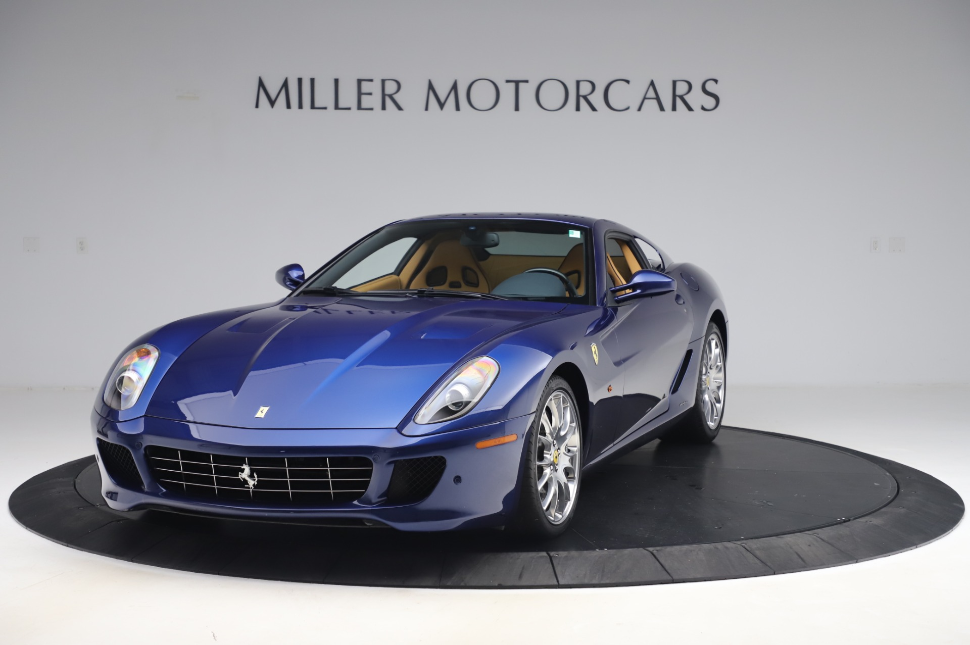 Used 2009 Ferrari 599 GTB Fiorano for sale $165,900 at McLaren Greenwich in Greenwich CT 06830 1
