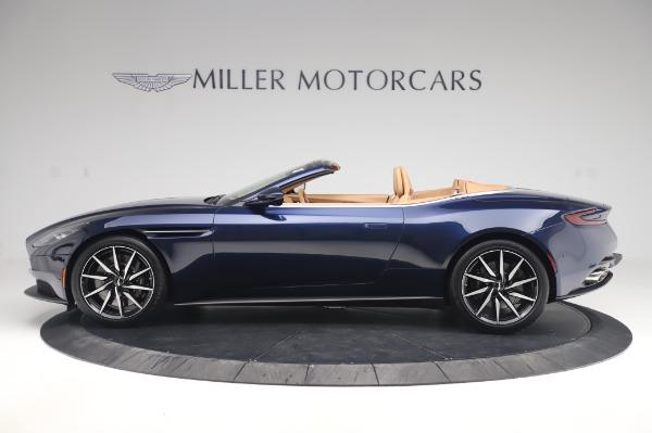 New 2020 Aston Martin DB11 Volante for sale $248,326 at McLaren Greenwich in Greenwich CT 06830 2