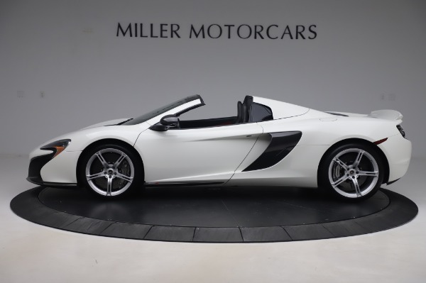 Used 2016 McLaren 650S Spider for sale $152,900 at McLaren Greenwich in Greenwich CT 06830 2