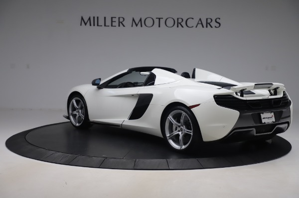 Used 2016 McLaren 650S Spider for sale $152,900 at McLaren Greenwich in Greenwich CT 06830 3