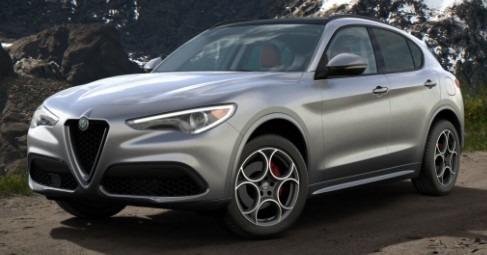 New 2020 Alfa Romeo Stelvio Sport Q4 for sale $50,945 at McLaren Greenwich in Greenwich CT 06830 1