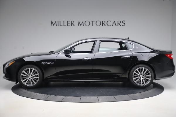 New 2020 Maserati Quattroporte S Q4 for sale $110,999 at McLaren Greenwich in Greenwich CT 06830 3