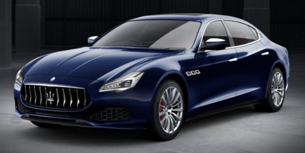 New 2020 Maserati Quattroporte S Q4 for sale $110,299 at McLaren Greenwich in Greenwich CT 06830 1