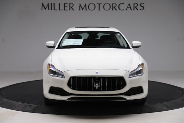 New 2020 Maserati Quattroporte S Q4 for sale $109,895 at McLaren Greenwich in Greenwich CT 06830 2