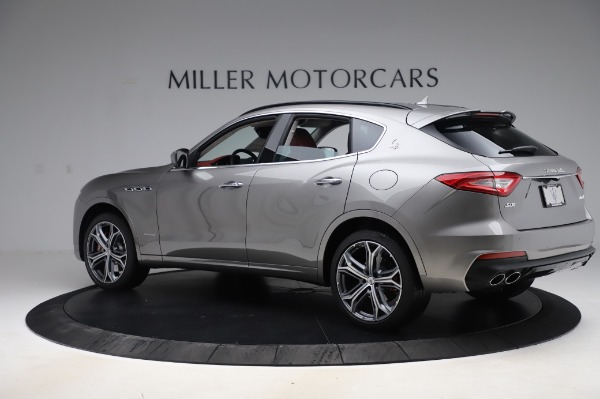 New 2020 Maserati Levante S Q4 GranSport for sale $104,635 at McLaren Greenwich in Greenwich CT 06830 4