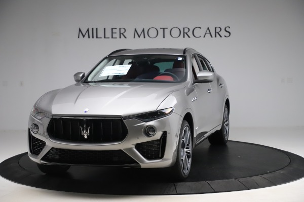 New 2020 Maserati Levante S Q4 GranSport for sale $104,635 at McLaren Greenwich in Greenwich CT 06830 1