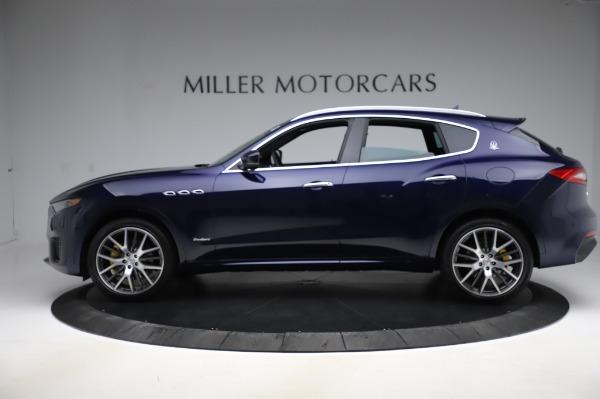 New 2020 Maserati Levante Q4 GranSport for sale Sold at McLaren Greenwich in Greenwich CT 06830 3