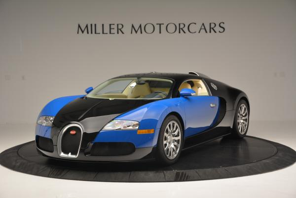 Used 2006 Bugatti Veyron 16.4 for sale Sold at McLaren Greenwich in Greenwich CT 06830 2