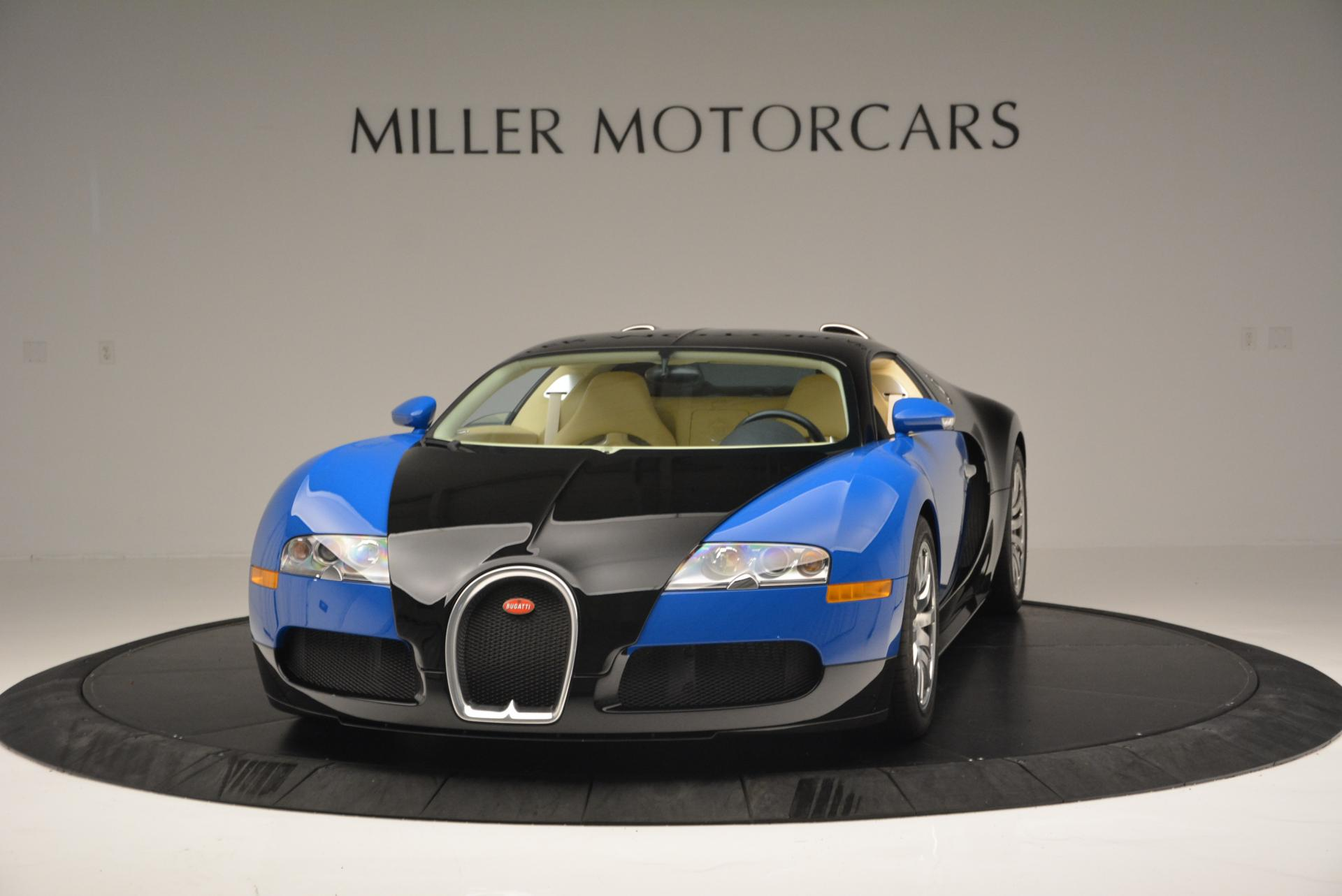 Used 2006 Bugatti Veyron 16.4 for sale Sold at McLaren Greenwich in Greenwich CT 06830 1