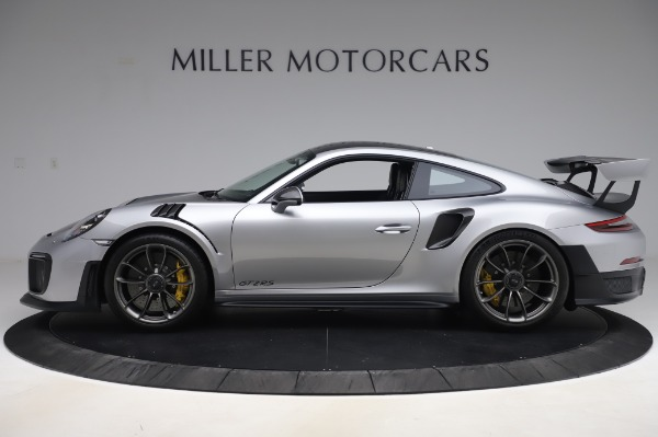 Used 2019 Porsche 911 GT2 RS for sale $316,900 at McLaren Greenwich in Greenwich CT 06830 2