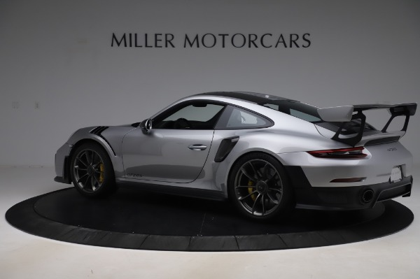 Used 2019 Porsche 911 GT2 RS for sale $316,900 at McLaren Greenwich in Greenwich CT 06830 3
