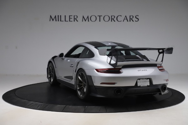 Used 2019 Porsche 911 GT2 RS for sale $316,900 at McLaren Greenwich in Greenwich CT 06830 4