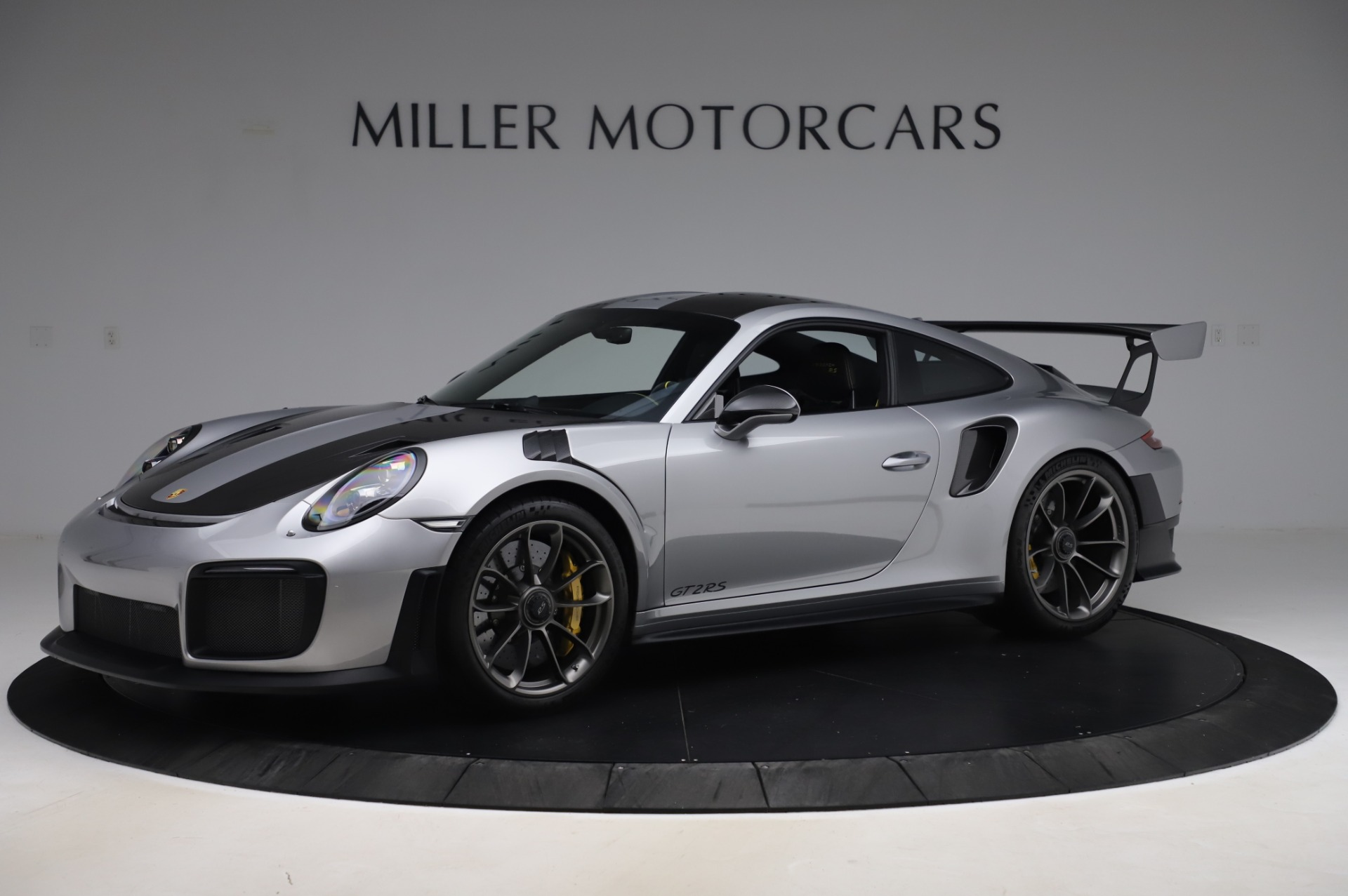 Used 2019 Porsche 911 GT2 RS for sale $316,900 at McLaren Greenwich in Greenwich CT 06830 1