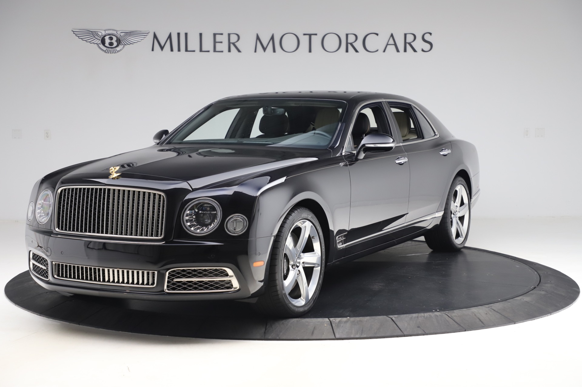 Used 2018 Bentley Mulsanne Speed for sale $239,900 at McLaren Greenwich in Greenwich CT 06830 1