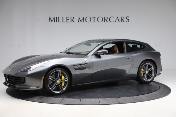 Used 2020 Ferrari GTC4Lusso for sale Call for price at McLaren Greenwich in Greenwich CT 06830 2