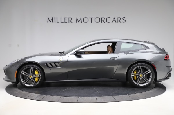 Used 2020 Ferrari GTC4Lusso for sale Call for price at McLaren Greenwich in Greenwich CT 06830 3